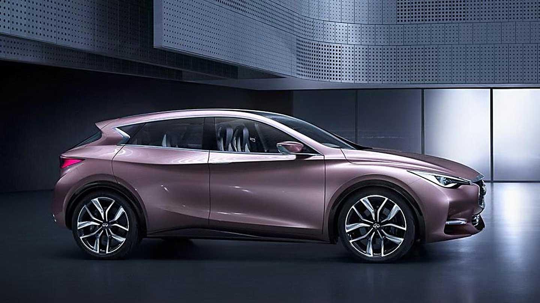 日産、2.0L直4ターボ搭載、211psのプレミアムコンパクトカー「Q30」をついに発表!!!!