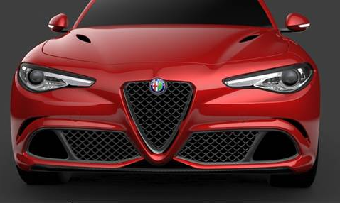 giulia-front-red