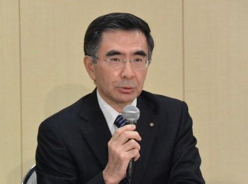 鈴木俊宏 新社長