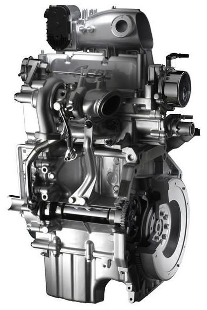 2気筒ターボエンジン「ツインエア」