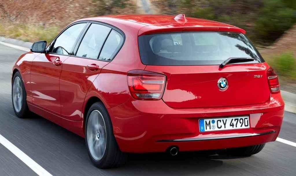 BMW・1シリーズ(先代)