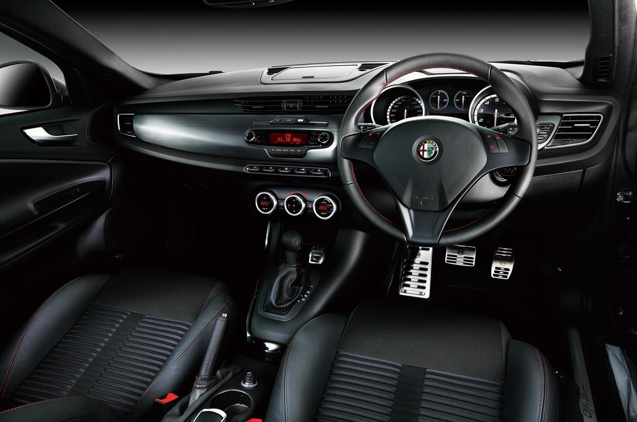Giulietta Interior on Alfa Romeo Giulietta Interior